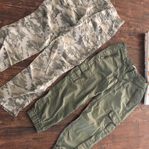 peek /old navy Other - 2 pairs of green pants.